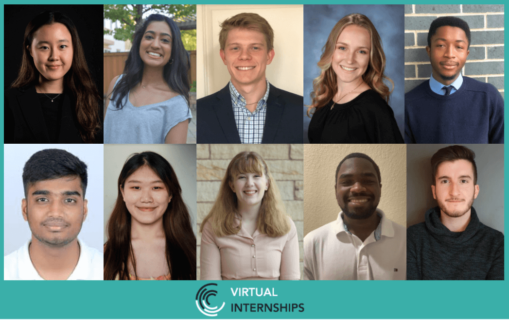 Summer 2020 Intern Round Up – Virtual Internships