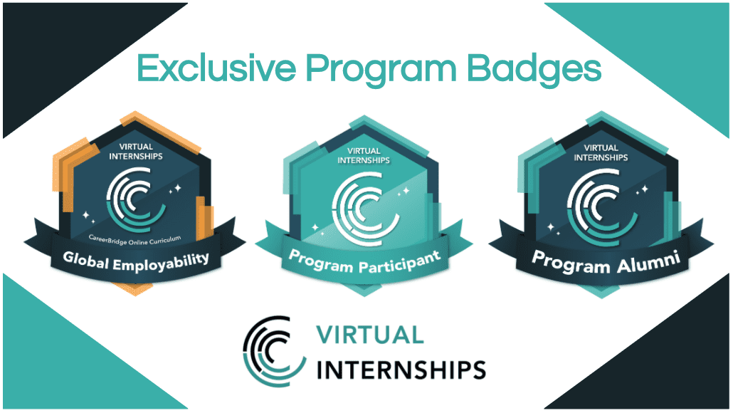 Virtual Internships Launches Our Exclusive Digital Program Badges