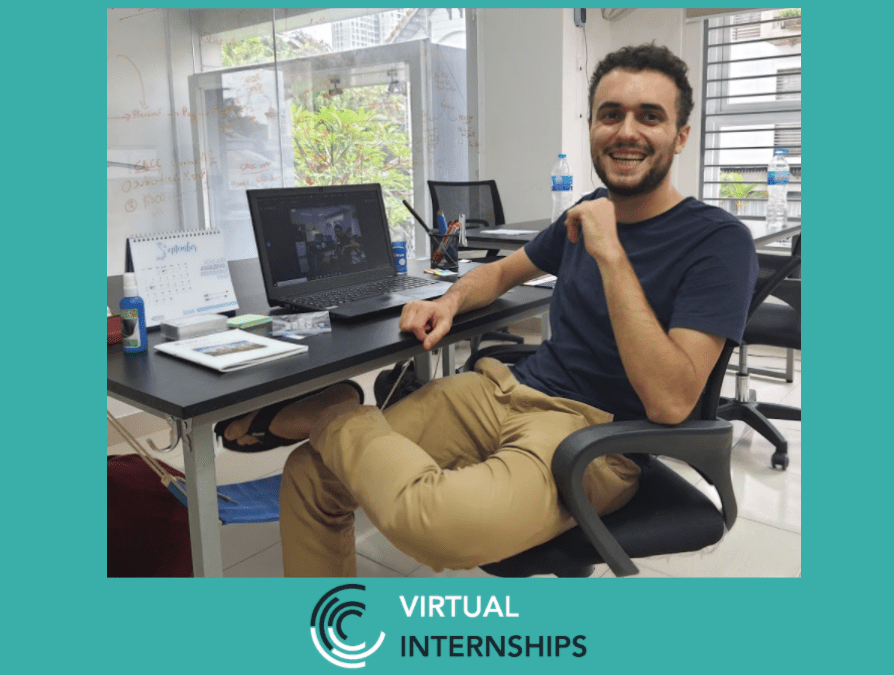 My Internship Experience with Virtual Internships